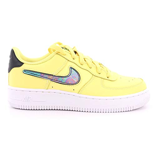 Nike AIR Force 1 LV8 3 (GS) / Jaune