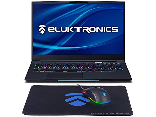 Eluktronics MECH-17 G1Rx Slim & Light NVIDIA RTX 2080 VR...