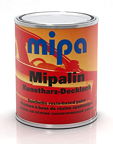 MIPA Mipalin Fahrzeuglack Kunstharz-Lack RAL 6003 Olivgrün Standardton 1l
