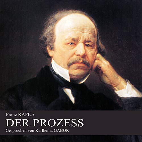 Der Prozess audiobook cover art