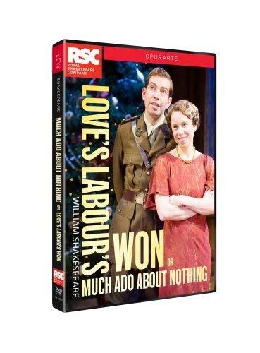 Love's Labour's Won [Royal Shakespeare Company] [OPUS ARTE: DVD] [2015] by Tunji Kasim