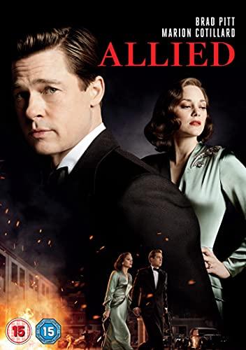 Allied [Edizione: Regno Unito] [Reino Unido] [DVD]