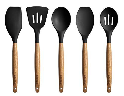 black spatula holder - 7