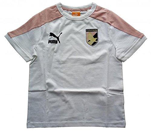 Nos Palermo Camiseta de niño Blanco de fútbol Puma - 7-8 años, Blanco
