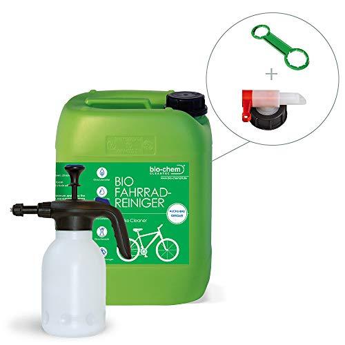 Bio-Chem fietsreiniger Frame Shampoo framereiniger 5 l jerrycan + schuimsproeier