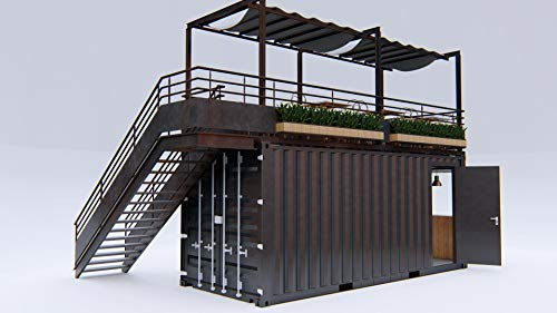 MOMOCO 20ft Container Bar 4