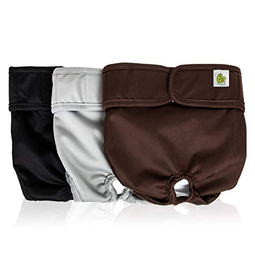 Pet Magasin Luxury Reusable Dog Diapers (Female)