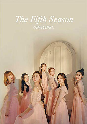 OH MY GIRL [THE FIFTH SEASON] 1st Album [ PHOTOGRAPHY ] VER. CD+Photo Book+3 Card+Ticket+PopUp K-POP SEALED+TRACKING CODE