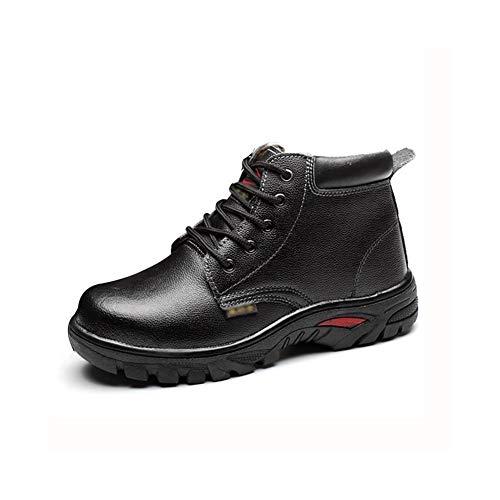 Sin marca Zapatos para Exteriores, Gorros con Puntera De Acero Anti-Rotura, Zapatos...