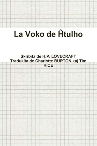La Voko de (Esperanto Edition) (Paperback)