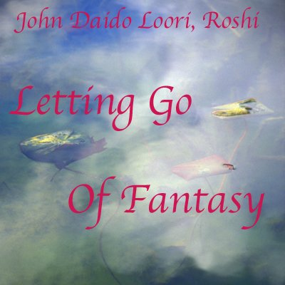 Letting Go of Fantasy audiobook cover art