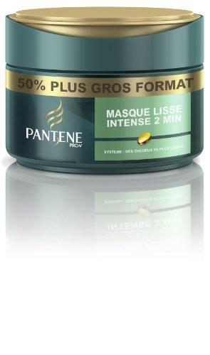 Pantene - Soin Intensif Masque Lisse Intense 2 Minutes 300 ml