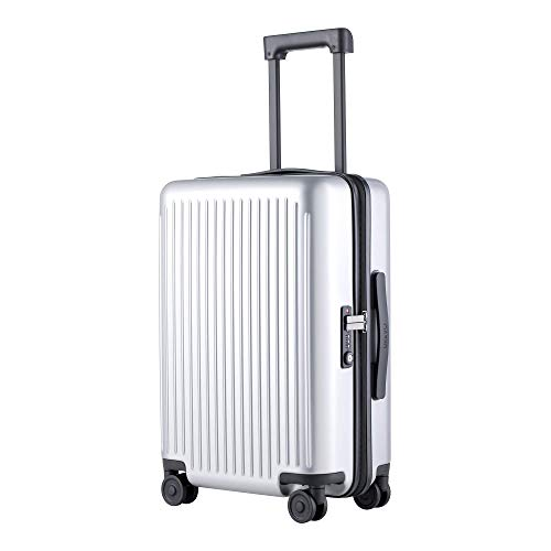 NINETYGO Carry on Luggage with Spinner Wheels Now $79.99