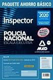 Paquete Ahorro BÁSICO Inspector de Policía Nacional. Ahorra 87 € (Temario 1, 2, 3 y 4; Test y casos prácticos; Simulacros de examen y acceso gratis a Curso Oro)