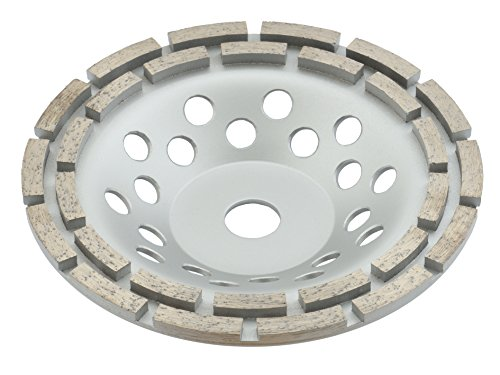 TRONGAARD Diamant Schleifteller/Schleiftopf 180mm / 22,23mm / 30mm doppelreihig