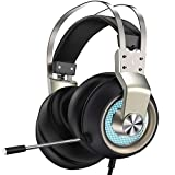 Gaming Headset with Microphone for PS4 PC...