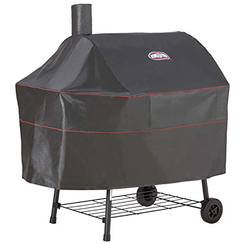 "Kingsford Black 30"" Barrel Charcoal Grill Cover"