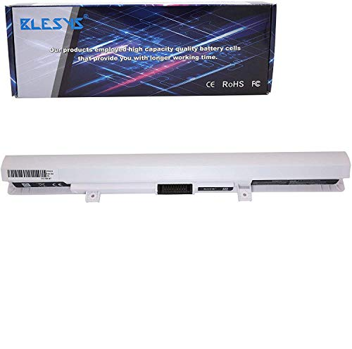BLESYS 14.4V Blanca PA5185U-1BRS PA5186U-1BRS PA5184U-1BRS Batería para Toshiba Satellite C50-B C55-C C70-C Serie Ordenador portátil 2200mAh