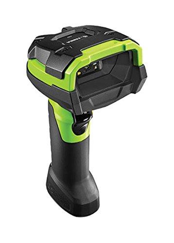 Zebra Ds3608-hd20003vzww robuste scanner, Imageur, haute densité, filaire, Vert industriel, moteur de vibration