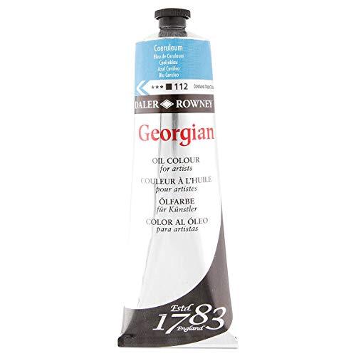 Daler-Rowney Georgian Oil Colours coeruleum 225 ml
