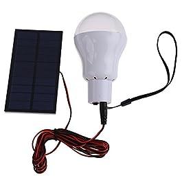 ueb solaire portable Power LED ampoule lampe éclairage extérieur tente Camp pêche lampe