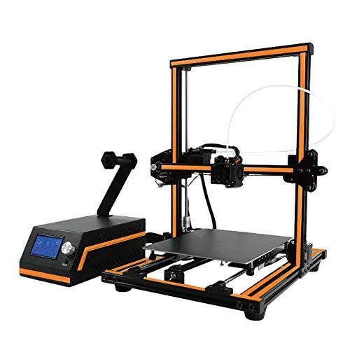 BESTSUGER Imprimante 3D, Anet Imprimante 3D, 1.75mm 0.4mm Buse Kit de Bureau 3D à Monter soi-même