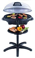 Cloer 6789 Barbecue-Grill, mit integriertem
