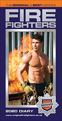 Firefighters Slim Diary 2020