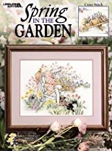 Leisure Arts Spring in the garden cross stitch Design