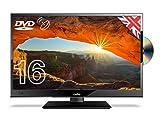CELLO C16230FT2S2 16' Full HD LED TV/DVD TDT HD y sintonizador de satélite