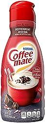COFFEE MATE Peppermint Mocha Liquid Coffee Creamer 32 fl. oz. Bottle