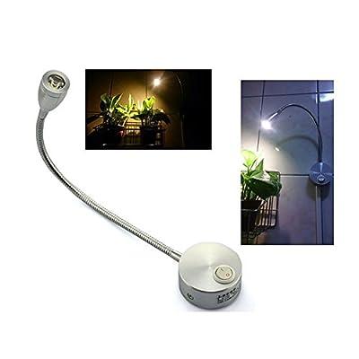Color del LED: blanco cálido. Material: aluminio. Base: 65 * 28mm; Longitud del tubo: 30cm. Voltaje de entrada: CA 85-265V. Potencia: 3W. Lumen: 200Lm. Vida útil: 50.000 horas. Temperatura de funcionamiento: -20-65 ° C. Luz suave e inofensiva para su...