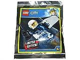 Blue Ocean LEGO City 951904 - Juego de papel de aluminio para...