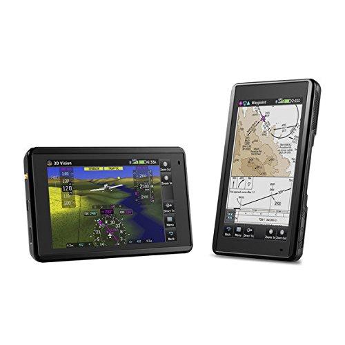 Garmin Aera660 - Pantalla táctil de aviación GPS portátil