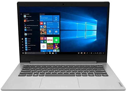 Lenovo IdeaPad S150 14' FHD Laptop Computer for Business and Student, AMD A9-9420e up to 2.9GHz, 4GB DDR4 RAM, 64GB eMMC, 802.11ac, 1-Year Microsoft Office 365, Gray, Windows 10, SPMOR Mouse Pad