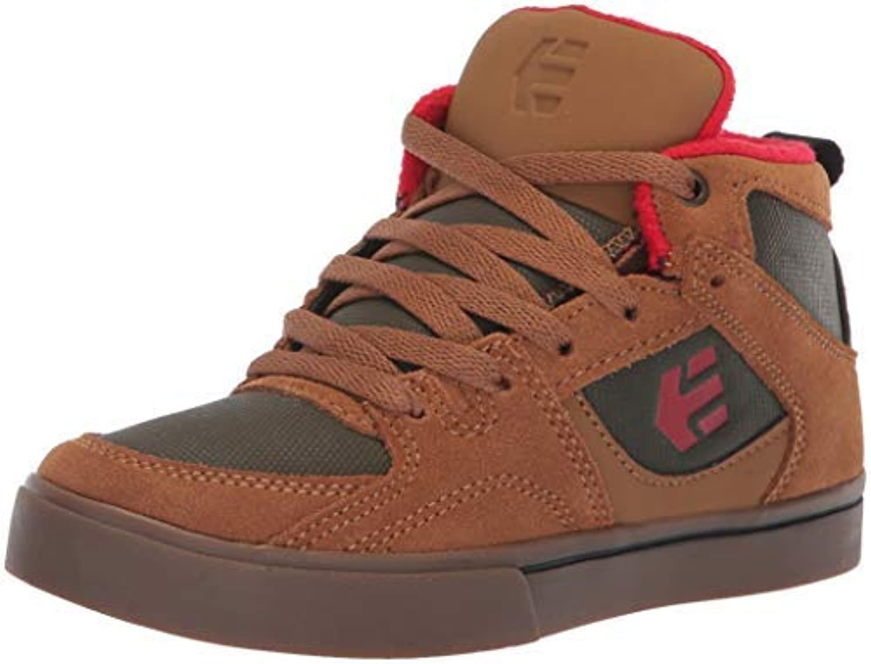 Etnies Unisex Harrison HT Skate Shoe Brown 5C Medium US Big Kid [並行輸入品]