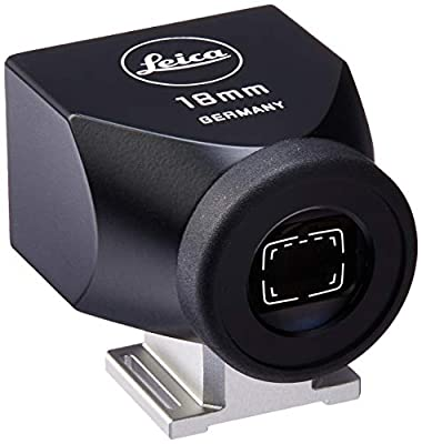 Leica Bright Line Viewfinder for 18mm Lenses - Black from Leica