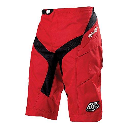 Troy Lee Designs Short pour Homme Moto Rouge Rouge 36