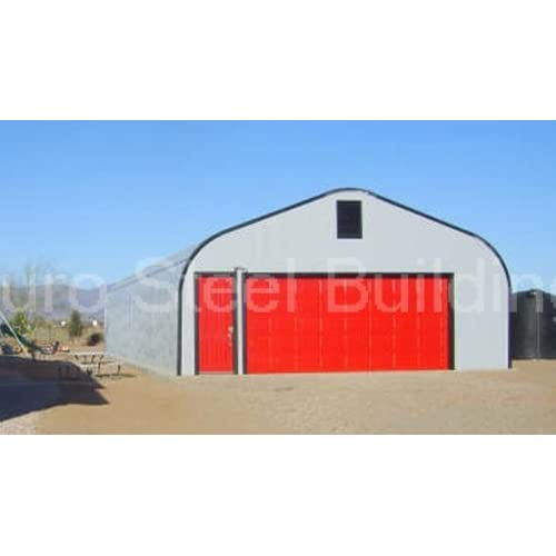 Duro Span Steel G20x24x12 Metal Building Kit Factory Direct New DIY Arch Carport Drive Through Shed