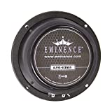 Eminence American Standard Alpha-6CBMRA 6' Midrange Pro Audio Speaker, 100 Watts at 8 Ohms