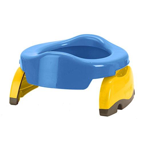 Kalencom Potette Plus 2-in-1 Travel Potty Trainer Seat Blue
