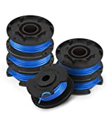 Eventronic Line String Trimmer Replacement Spool, 0.065-Inch Autofeed Spools Compatible wi...