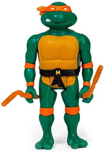 Super7 TMNT Michelangelo - Personaggio di reazione