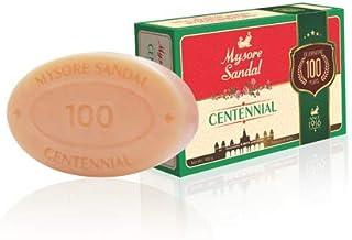 Mysore Sandal Centennial Soap Pack of 2 (200 Grams)