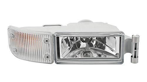 DT Spare Parts Kombinationsleuchte rechts, mit Glühlampen 3.31056