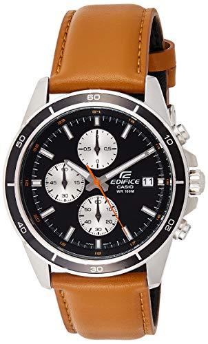 Casio Hombre efr526l-1b edificio negro reloj