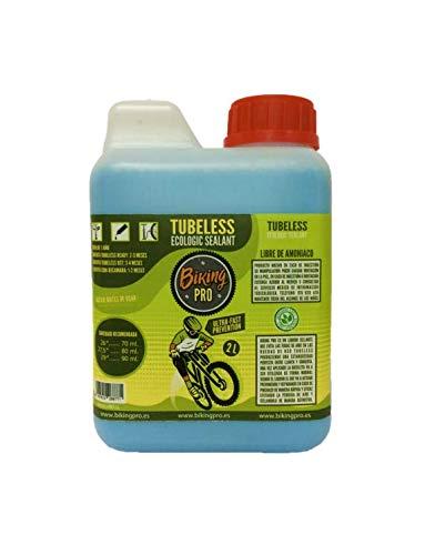 Biking Pro Líquido tubeless 2 litros. Gama Ecologic