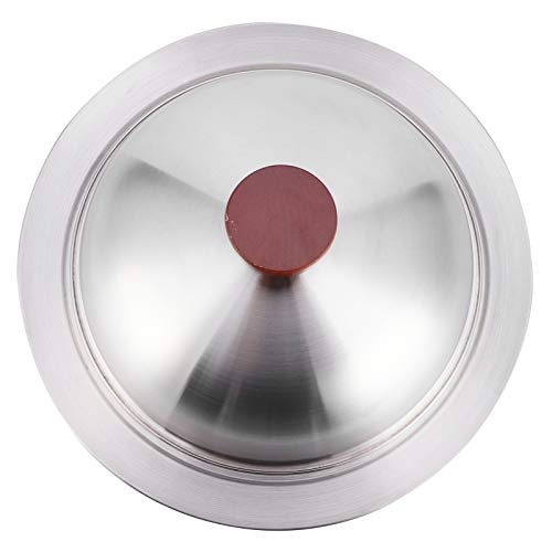 Dampfgarer, Dampfplatte, reduziert das Austreten von Dampf gegen Verbrühungen bei Männern