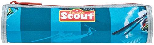 Scout 61470053400 - Estuche, color azul