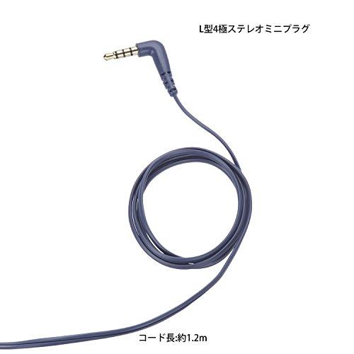 Panasonic(パナソニック)『ステレオインサイドホン(RP-TCM360)』